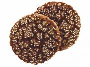 """Korolevskoye"" with cocoa and sesame seeds"